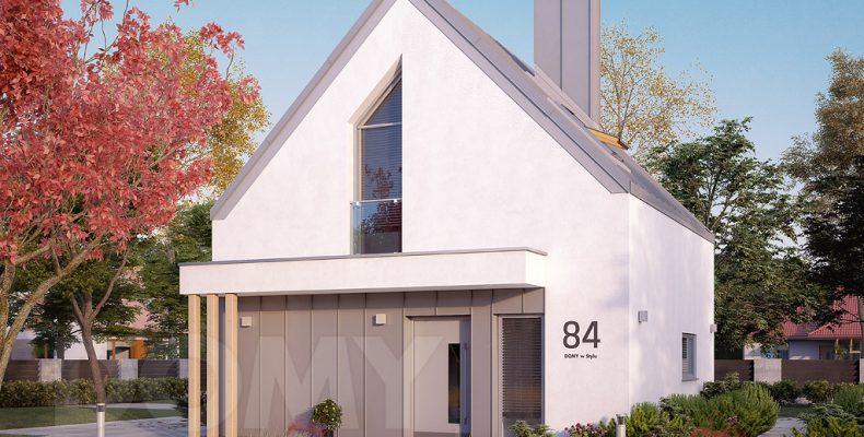 Małe jest piękne - projekty małych domów